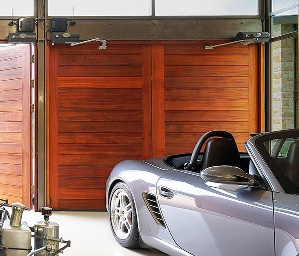 Franklin Autoswing Carriage Door Opener
