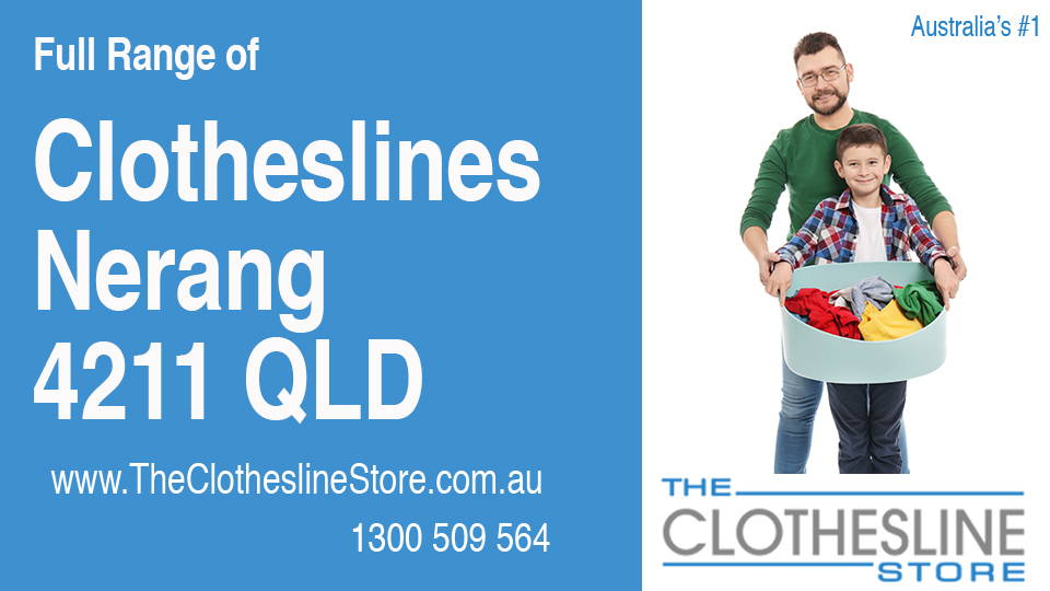 New Clotheslines in Nerang Queensland 4211