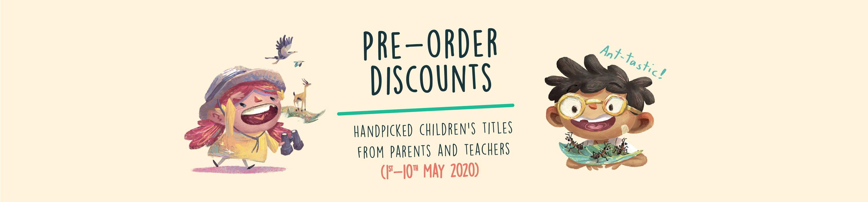 Pre-order Discounts