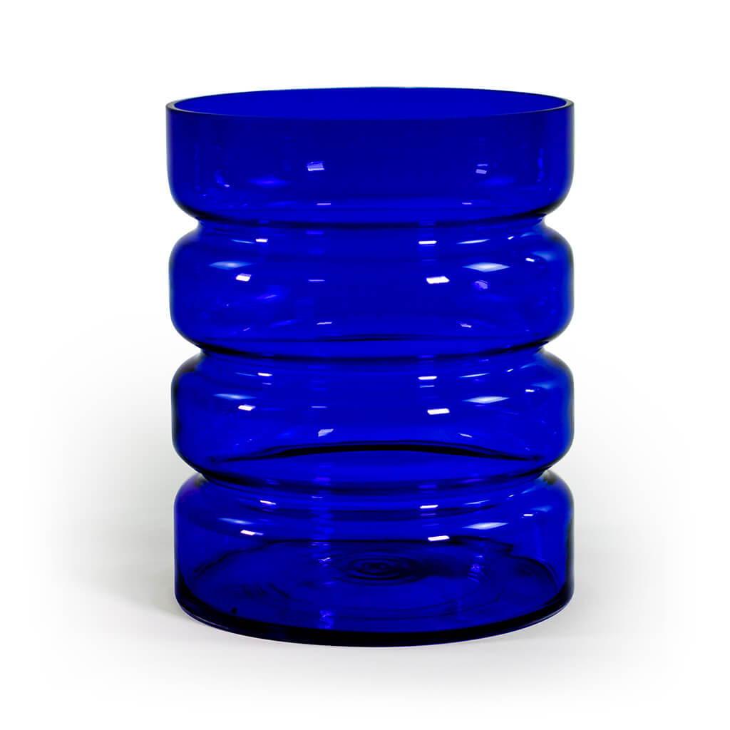 """Vase """"Hildegard"""" blau Sellerie Kollektion – diesellerie.com"""