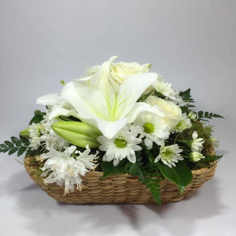 Funeral flowers in Wellington