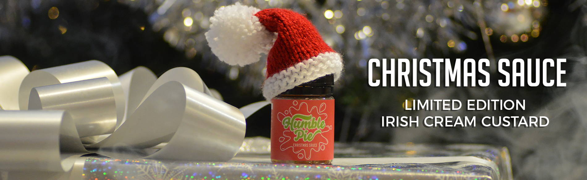 Humble Pie Christmas Sauce E-liquid 50ml