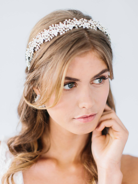 Ampersand Bridal Windsor Headpiece