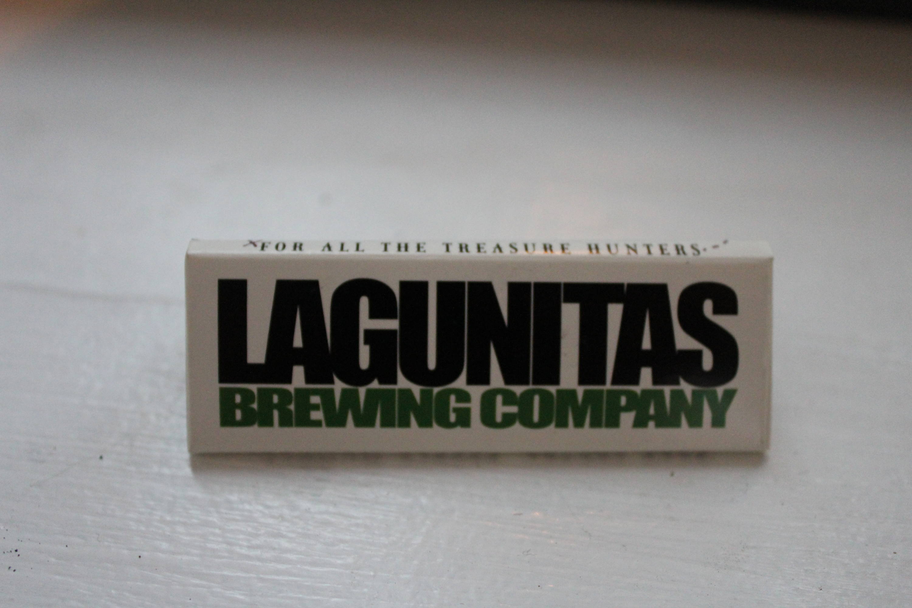 Lagunitas Rolling Papers standing pack