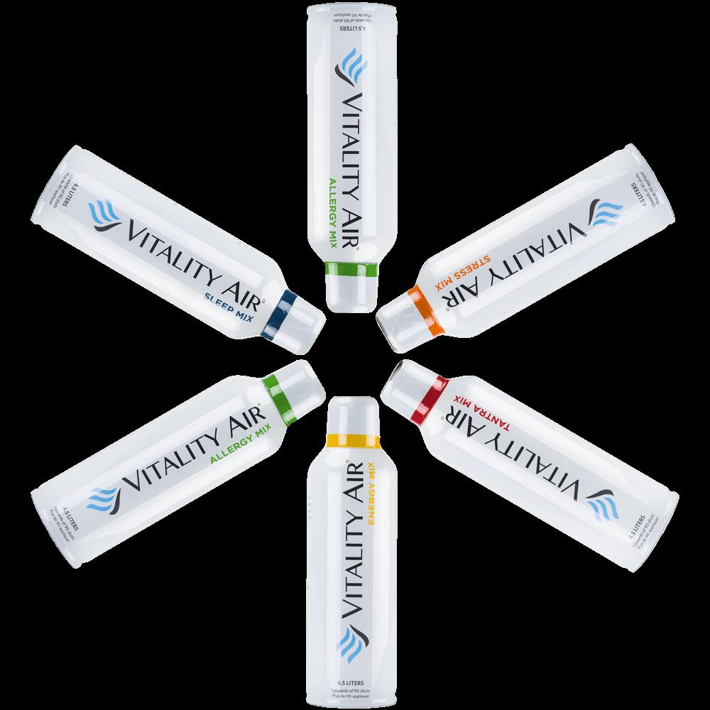 Vitality Air Essential oils