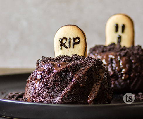 graveyard treats recipe