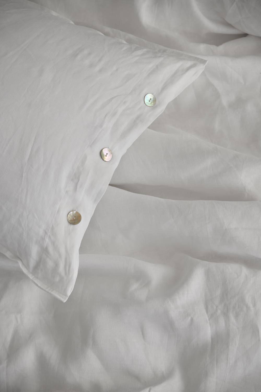 Bettwäsche aus Bio-Baumwolle
