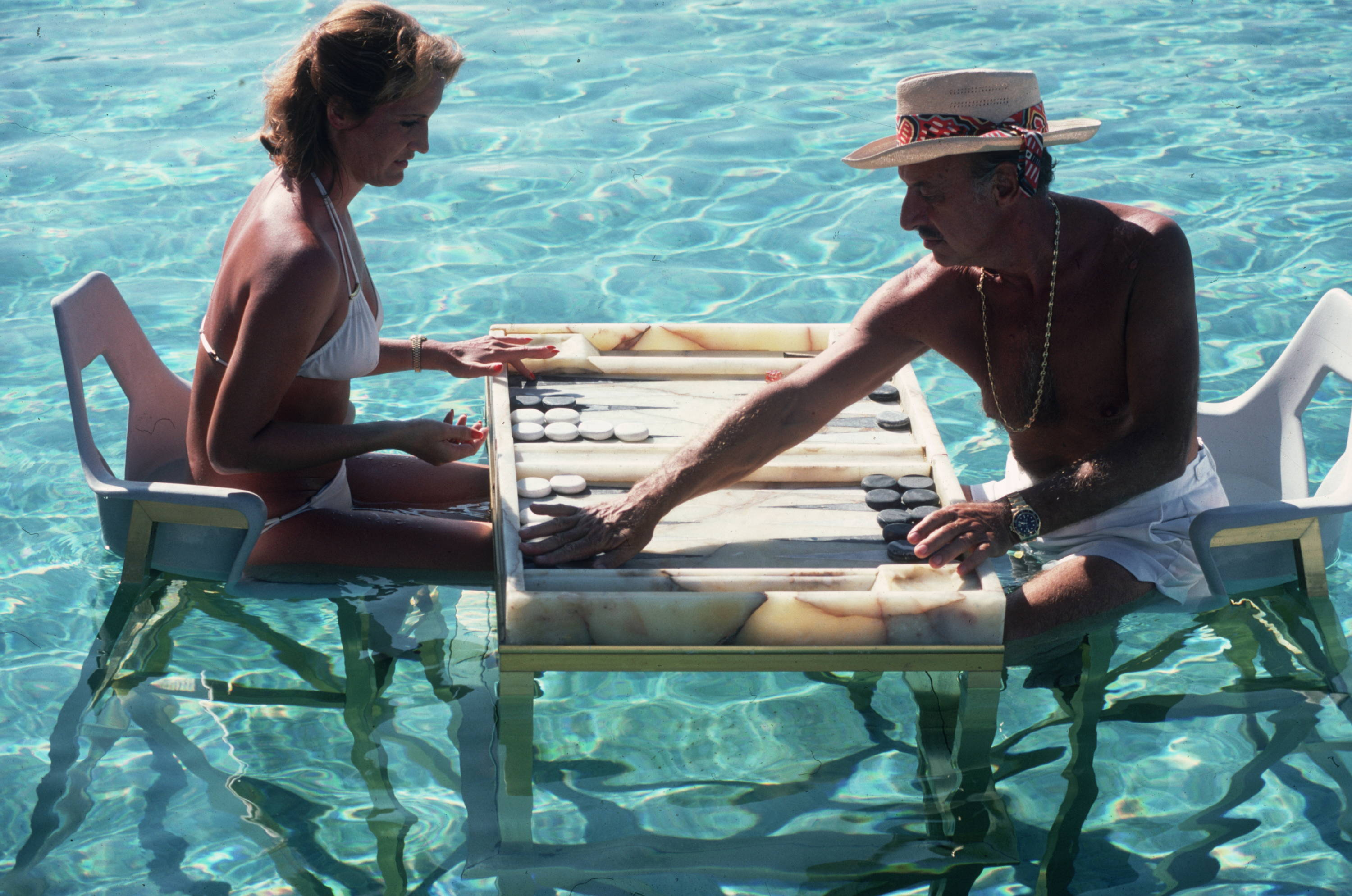Keep Your Cool by Slim Aarons