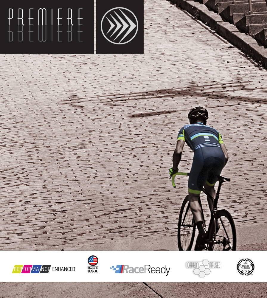 premiere cycling jerseys