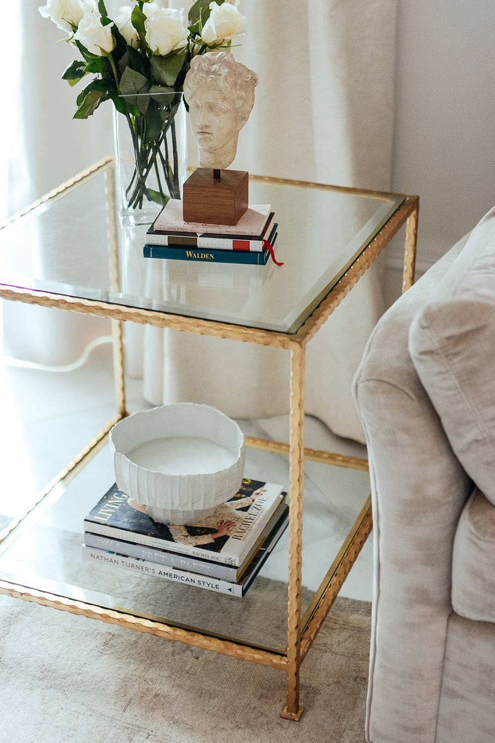 Ave Home | Chloé End Table
