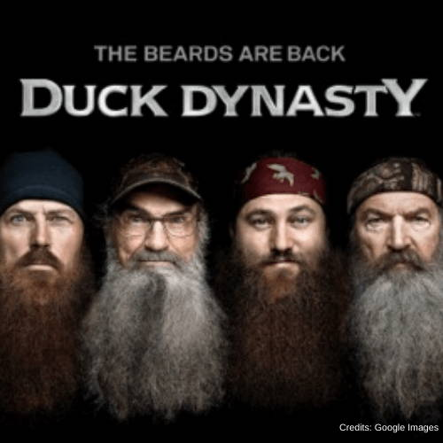 Duck Dynasty Halloween Beard