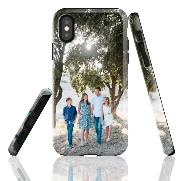 Family Photo Phone Case