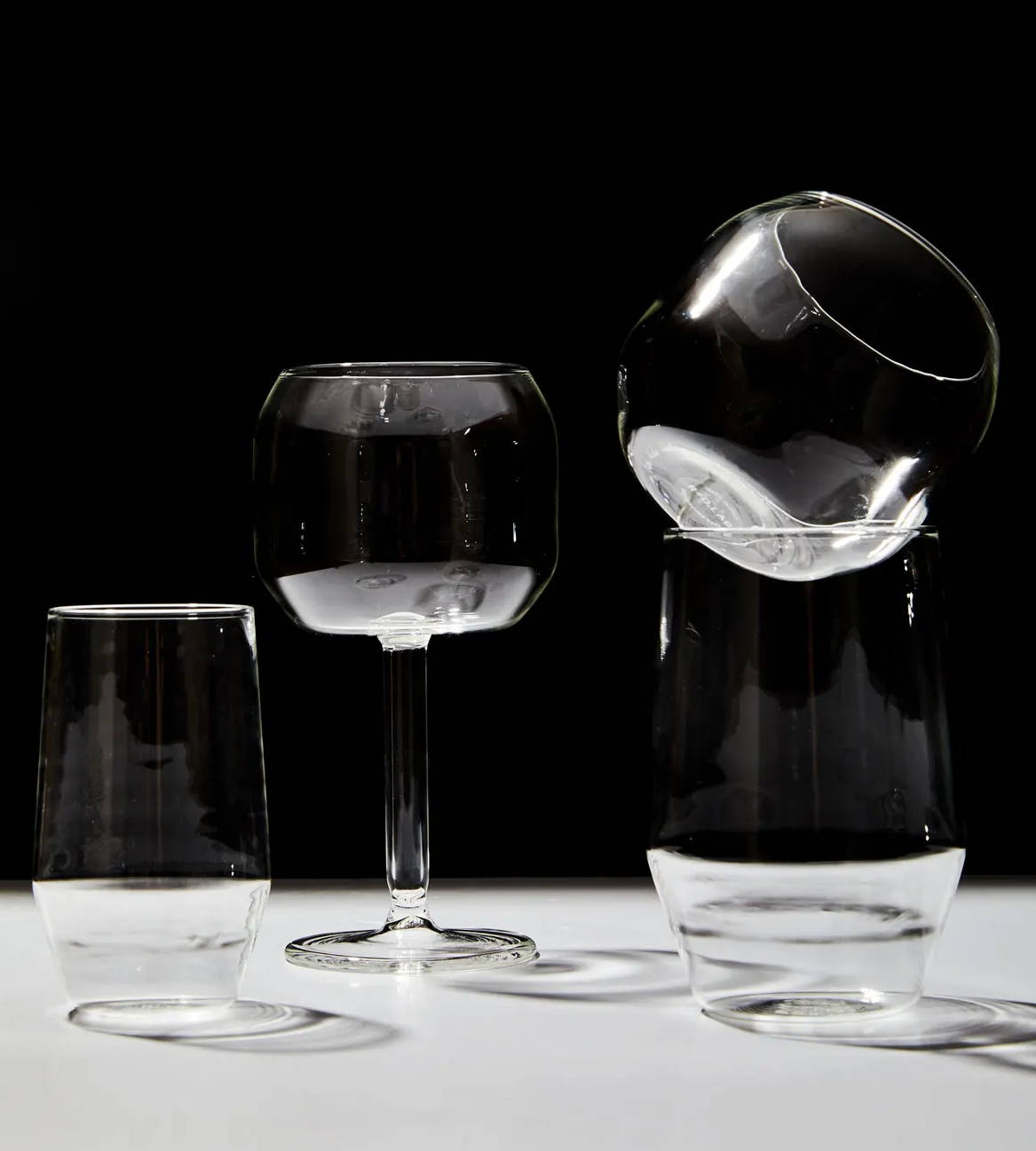 Velasca Glasses by R+D Lab, sold by East Fork pottery