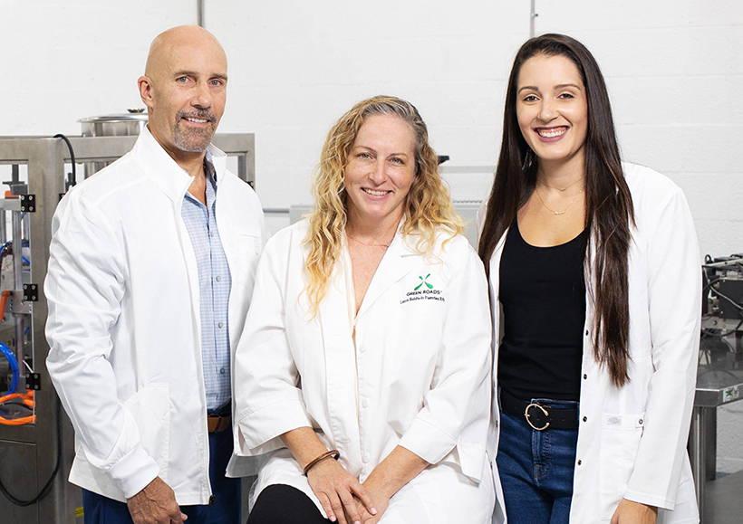 Green Road's Pharmacists