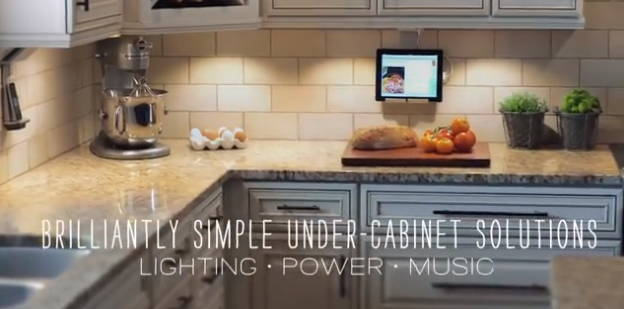 Legrand adorne under cabinet lighting system example gallery lifestyle table cradle lighting control