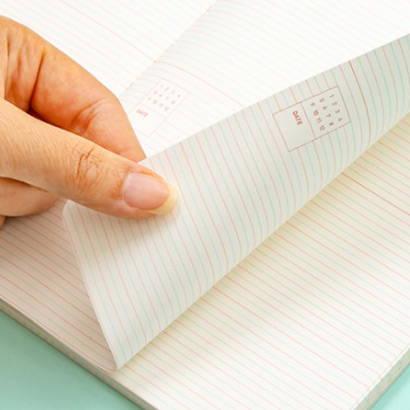 100gsm paper - Ardium 2020 Light dated daily planner scheduler