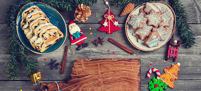 Weihnachtsessen Kalorienarm.Schlank Beim Weihnachtsessen Mit Genuss Kalorien Sparen Gloryfeel