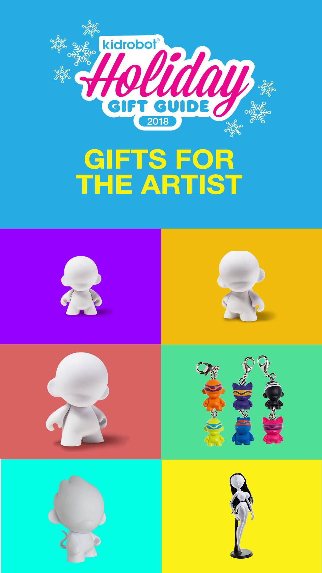 Kidrobot Brings Art To Life
