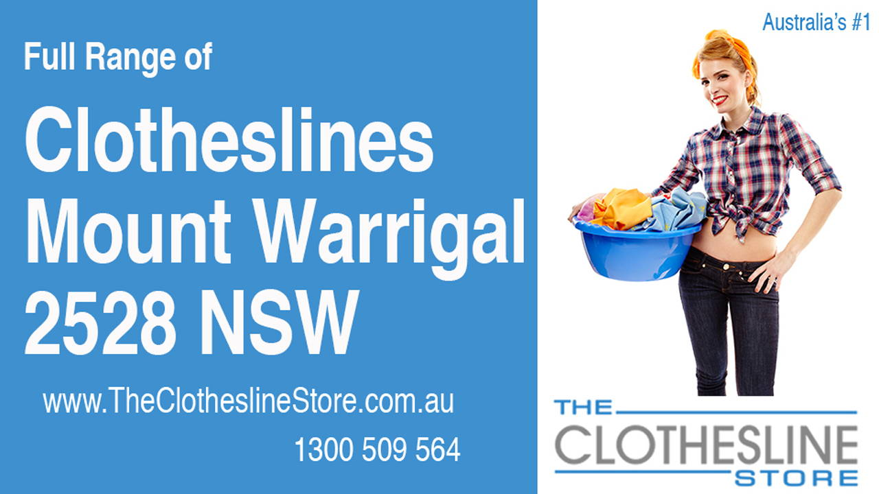 New Clotheslines in Mount Warrigal 2528 NSW