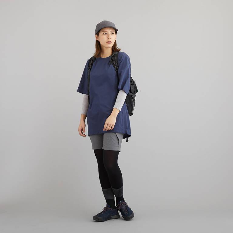 HOUDINI(フーディニ)/ウェザーT/ネイビー/UNISEX