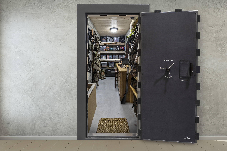 Open Vault door image.