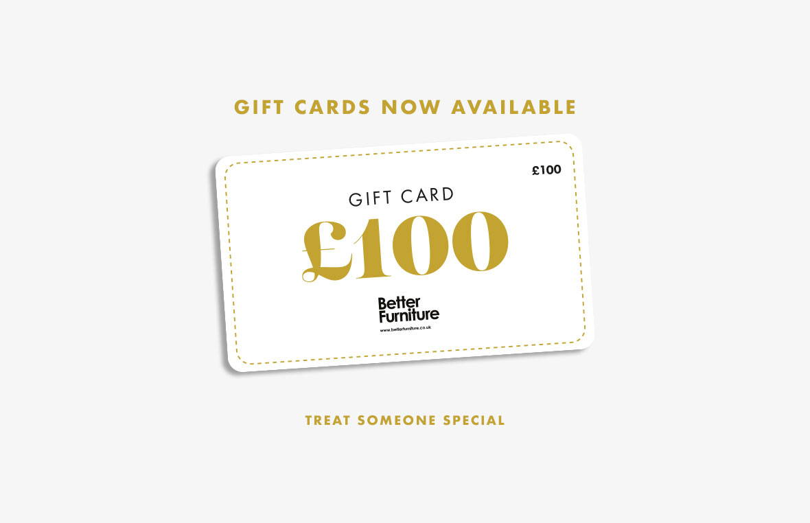 Now Available - Gift Cards