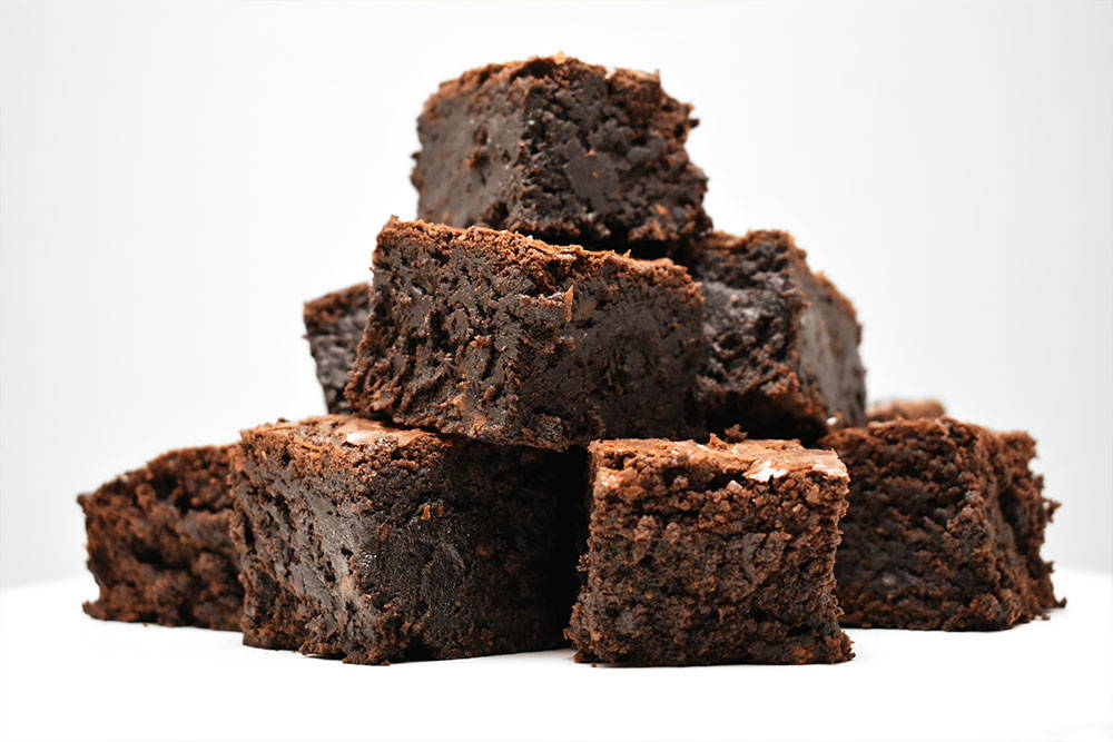 Gluten-Free Chocolate Chip Brownies