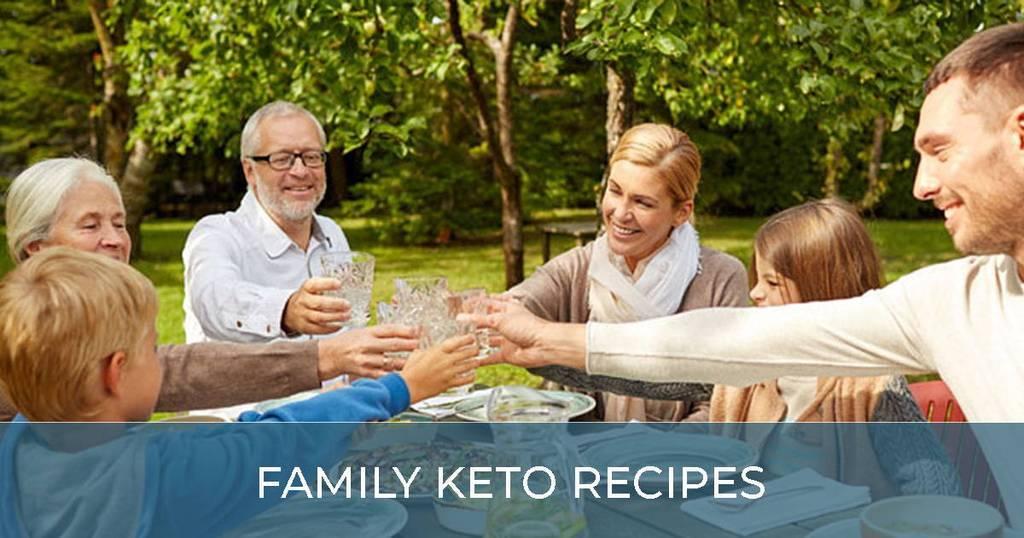 family keto recipes