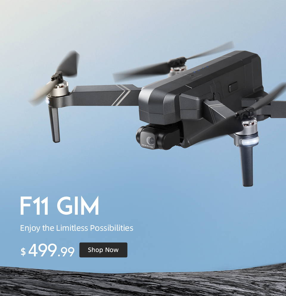 RuKo F11 GIM Drones