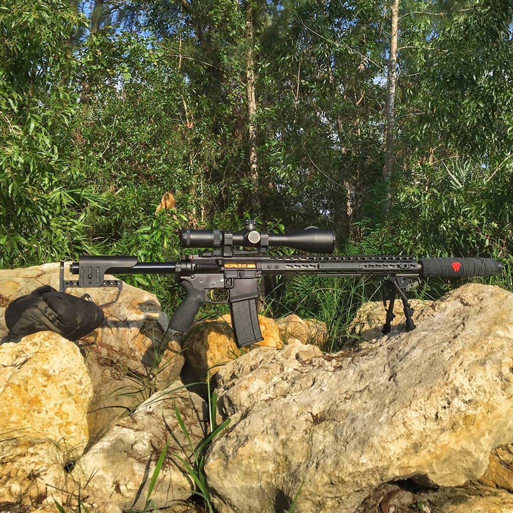 Phenom 5-30X FFP Rifle Scope