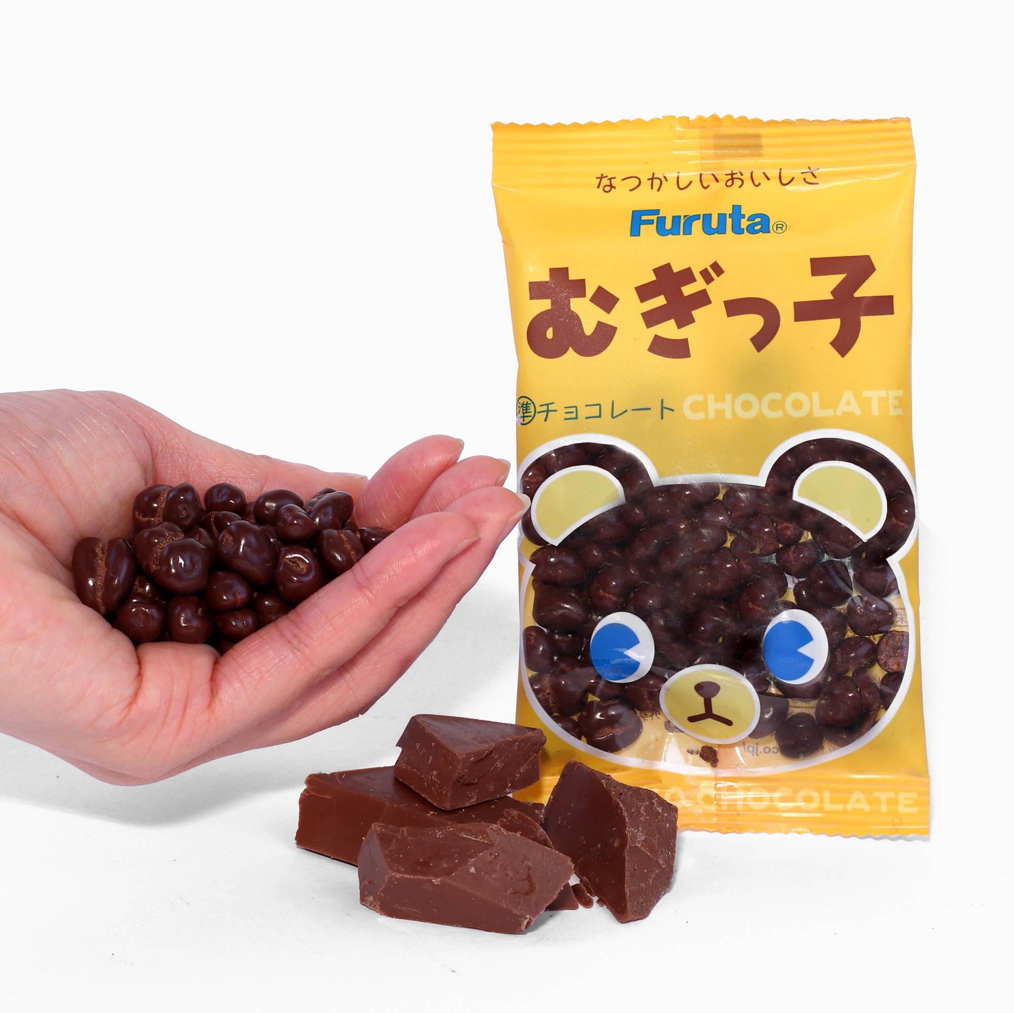 Mugikko Chocolate Barley Puffs