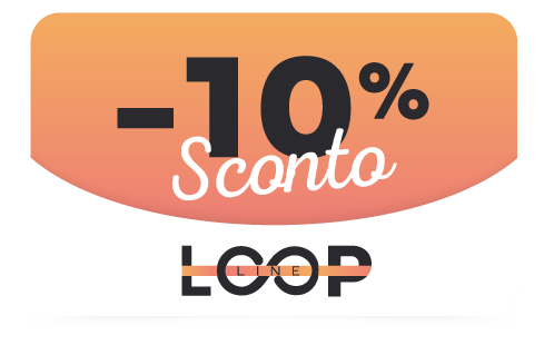 Sconto 10% newsletter
