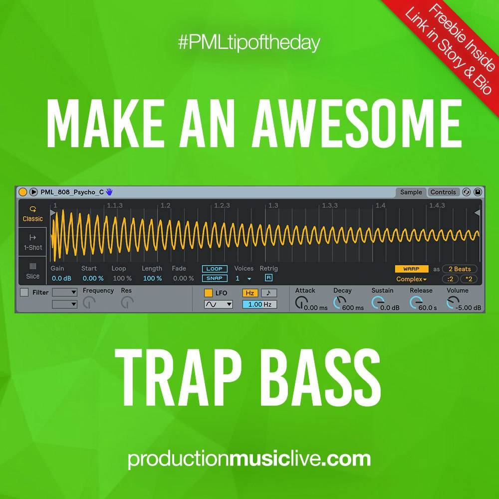 trap bass freebie