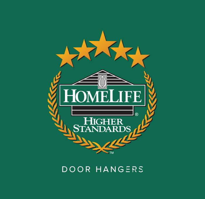 Homelife Door Hangers