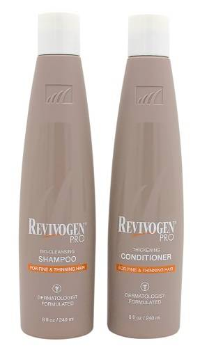 Hair Loss Shampoo and Thickening Conditioner