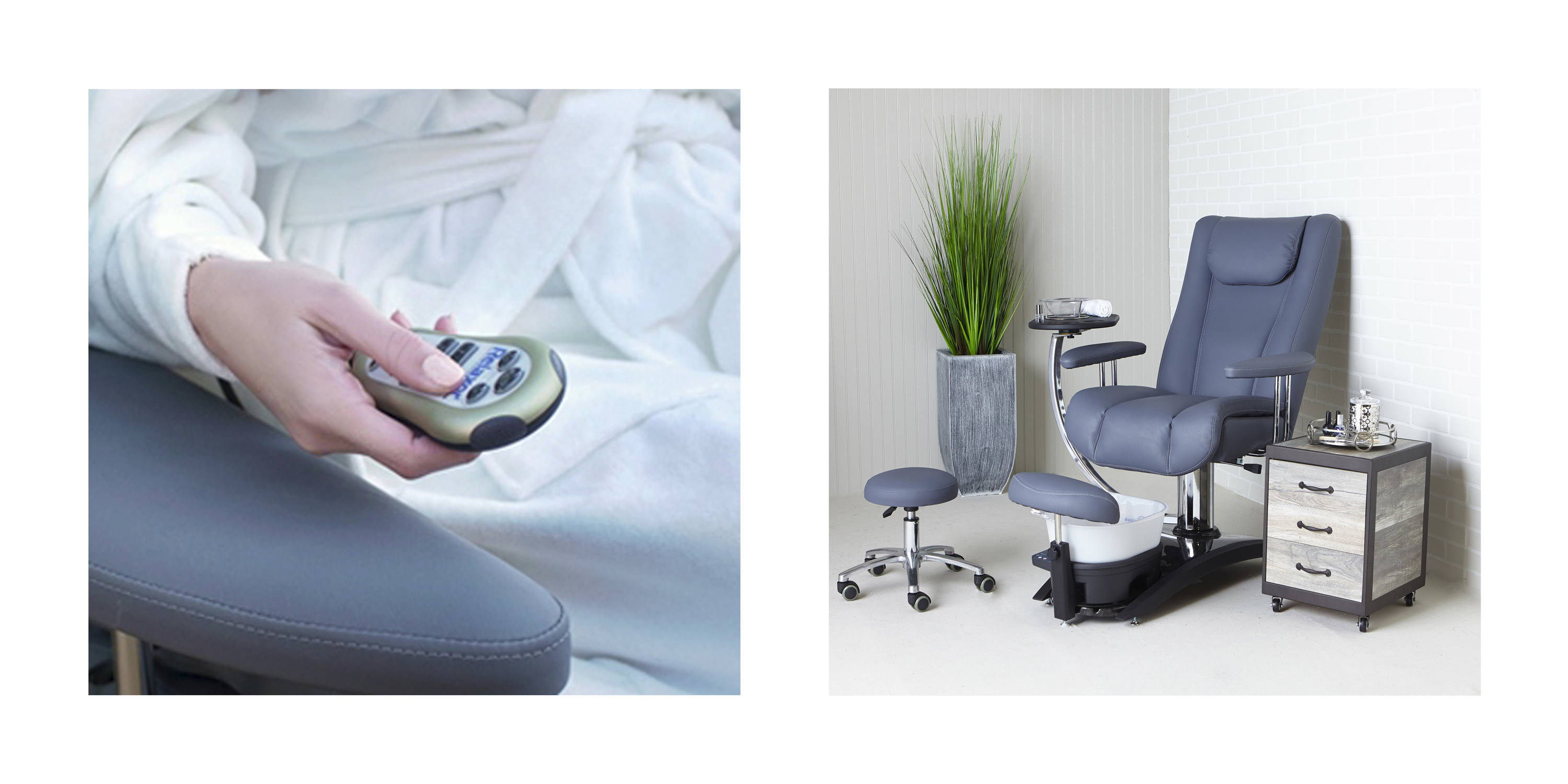 Embrace Pedicure Spa Chair by Belava