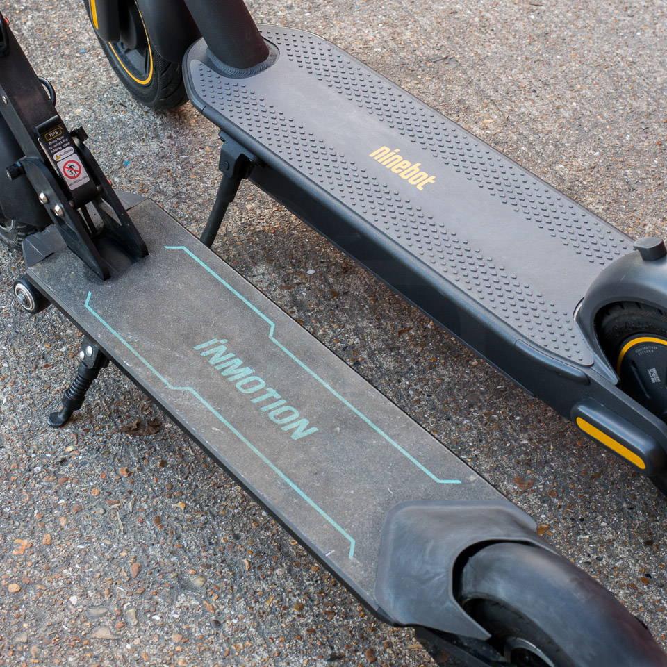 重型成人電動滑板車 G30 踏板比較