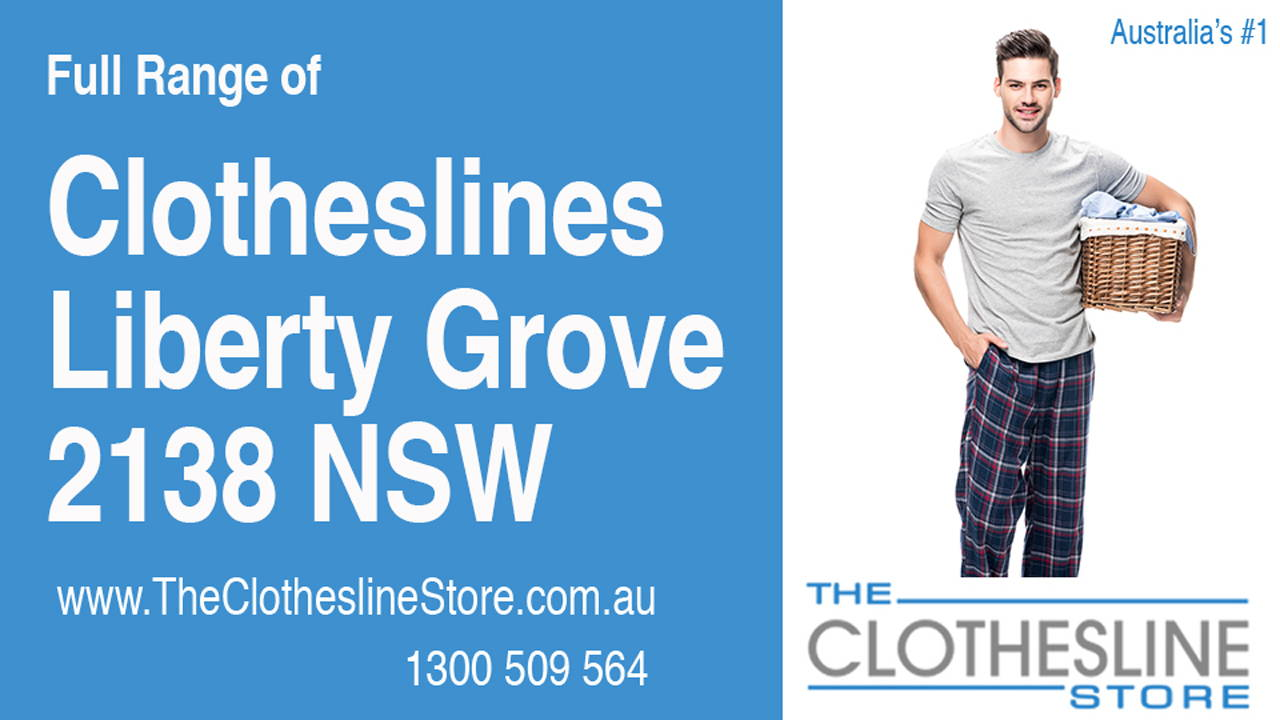 Clotheslines Liberty Grove 2138 NSW