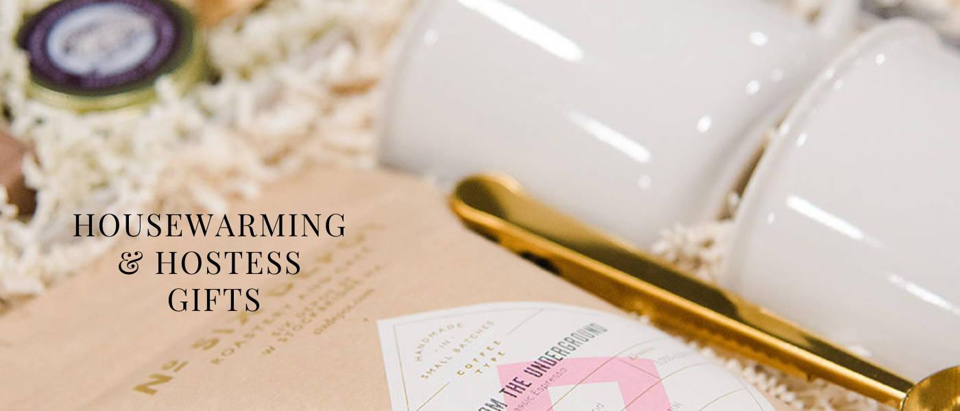 HOUSEWARMING AND HOSTESS GIFTS BOX+WOOD GIFT COMPANY