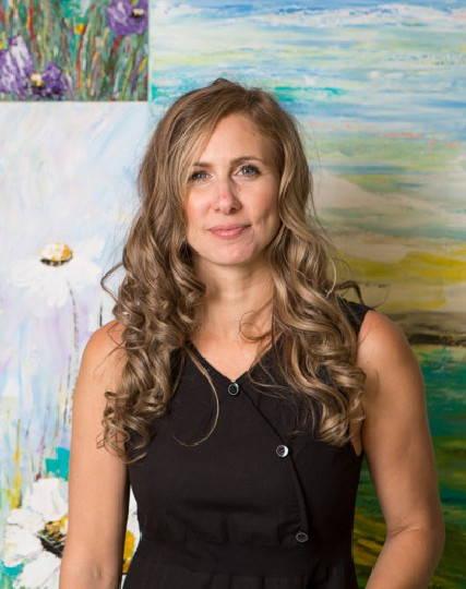 Artist portrait of Giselle Denis
