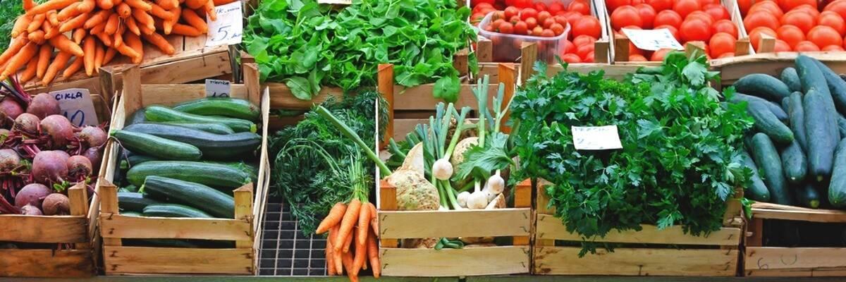 Vegane Lebensmittel sind im Grunde pflanzliche Lebensmittel