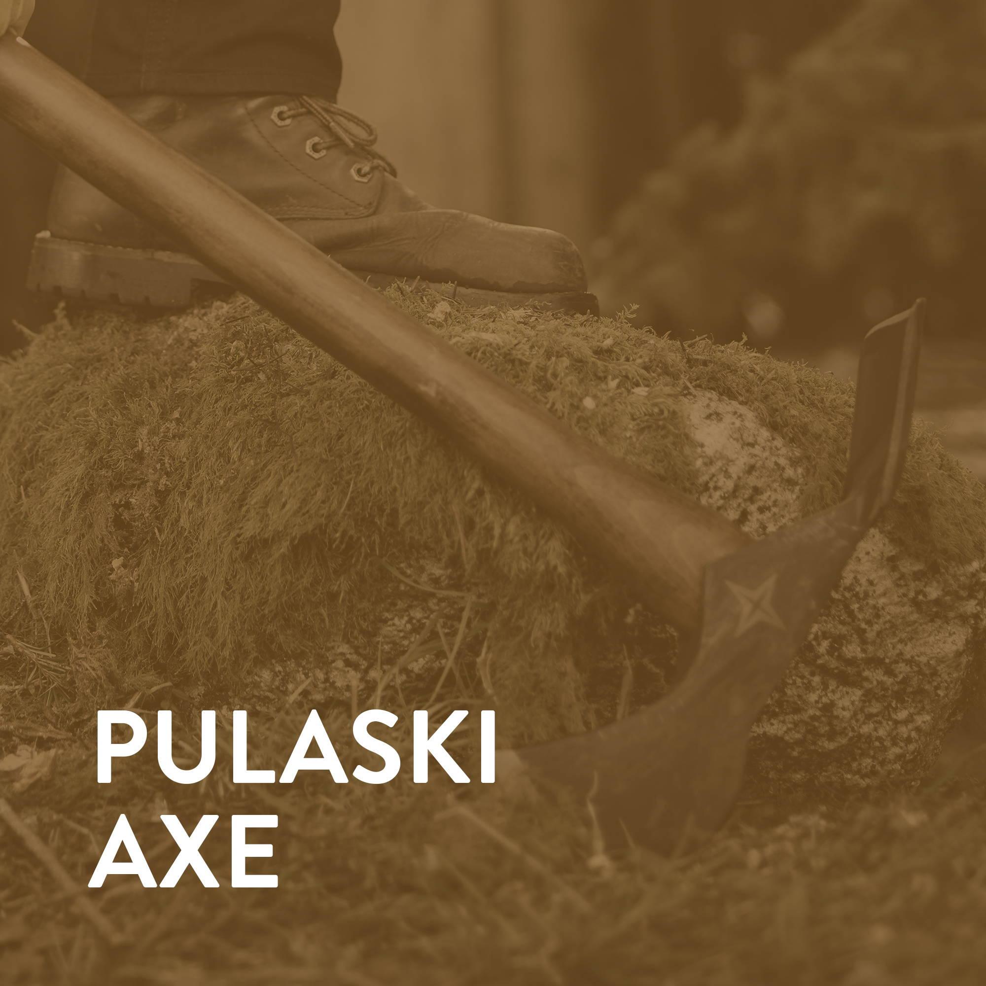 Pulaski Axe