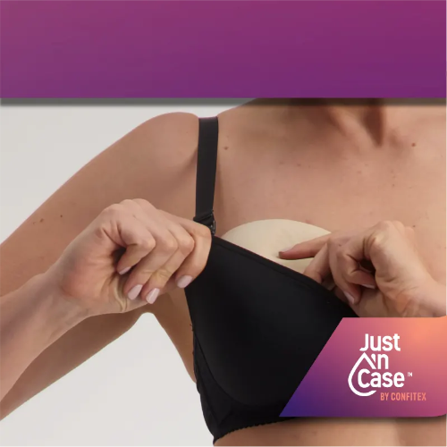 Shop Award Winning Breast Pads - Just'nCase by Confitex