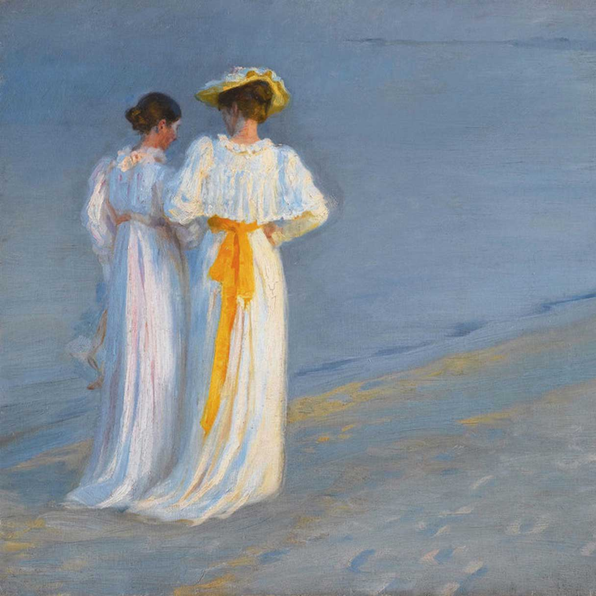 Peder Severin Kroyer Art