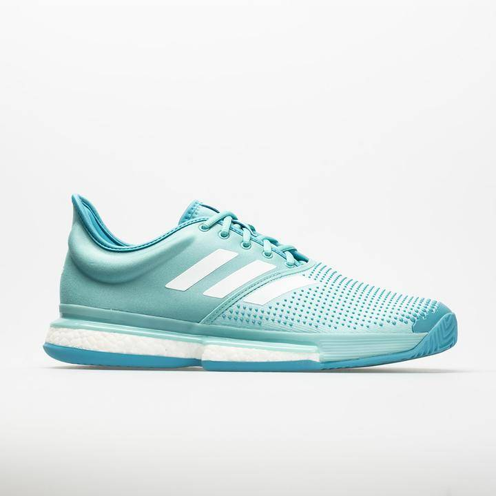 adidas SoleCourt Boost Parley men's tennis shoe