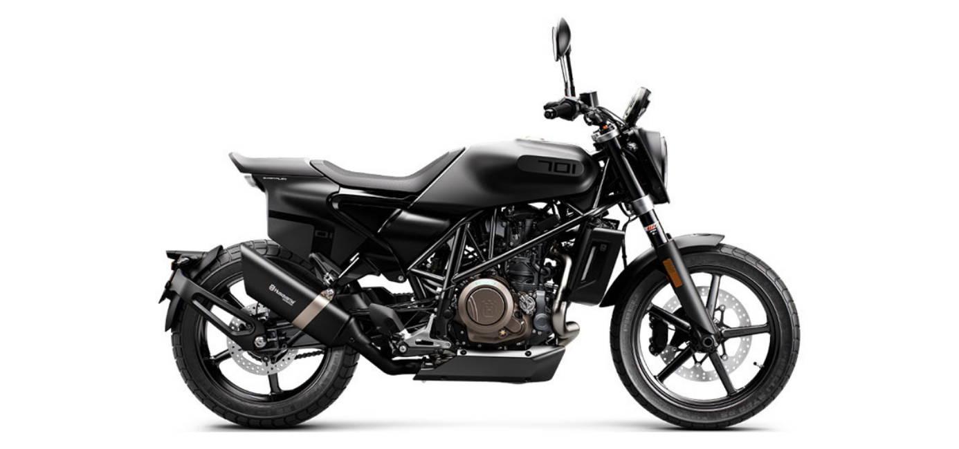 2019 HUSQVARNA MOTORCYCLES SVARTPILEN 401