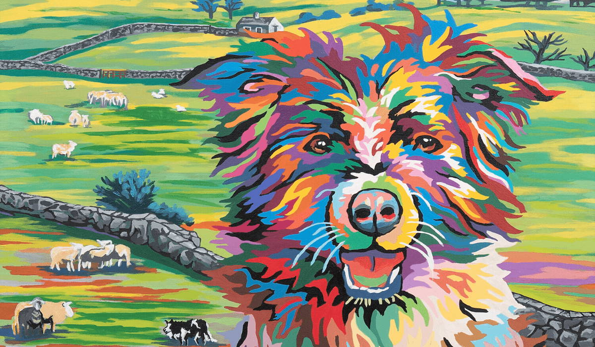 Molly McDug by Steven Brown
