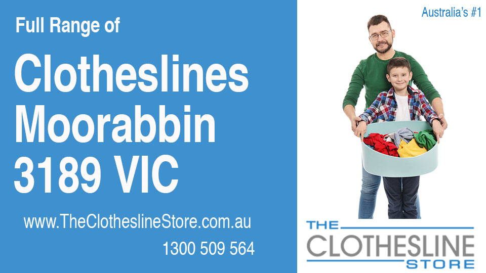 New Clotheslines in Moorabbin Victoria 3189