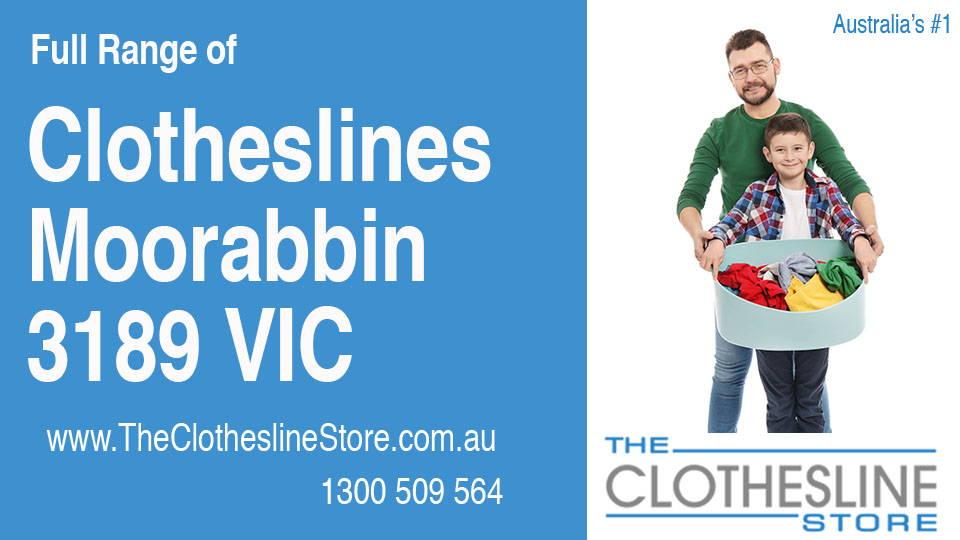 New Clotheslines in Moorabbin Victoria 3189