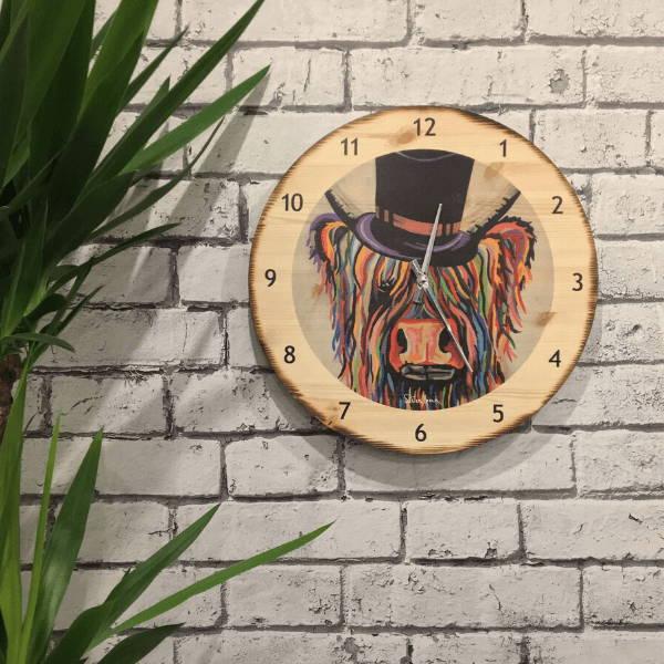 Steven Brown Clock